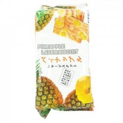Bánh quy nhật vị thơm Pineapple Layer Biscuit 140g