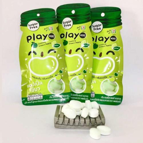 Kẹo ngậm Play More thái lan dạng bịch 12g