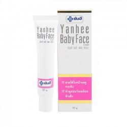 Kem trắng da như da em bé Yanhee Baby Face Cream 20g