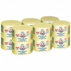 Sữa gấu Nestle giúp tăng triển chiều cao thái lan loại lon vàng 140ml x 12 lon