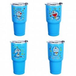 Bộ ly giữ nhiệt Doraemon 900ml
