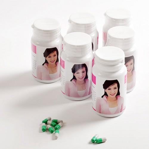 Viên uống nở ngực và bổ sung nội tiết tố nữ Yanhee thái lan