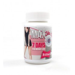 Viên uống giảm cân Max Slim 7 Days thái lan