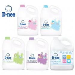 Nước giặt xả Dnee cho bé 3000ml Thái Lan