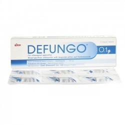 Viên đặt phụ khoa Defungo Siam Vaginal Tablet hộp 6 viên