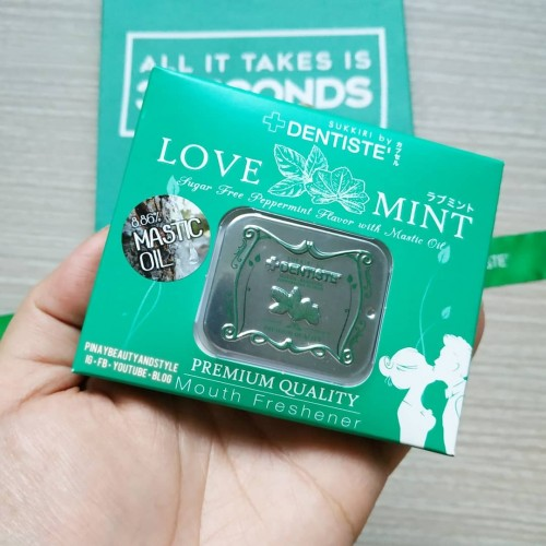 Kẹo ngậm phòng the Love Mint -   Kho Thế Giới™