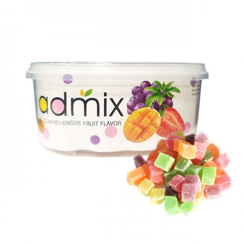 Kẹo dẻo trái cây hàn quốc Admix Comprehensive Fruit Flavor 308g