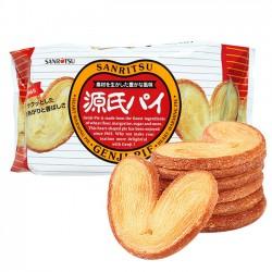 Bánh mì quy bơ nướng cánh bướm Sanritsu Nhật Bản