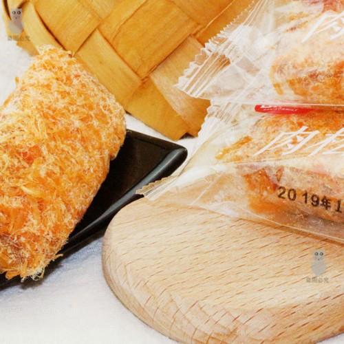 Bánh bông lan que ruốc cây chà bông đài loan x1 bịch