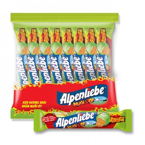 Kẹo xoài muối ớt Alpenliebe x1 thỏi