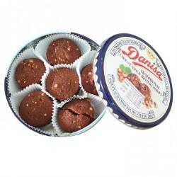 Bánh Danisa hạt điều thái lan loại hộp thiếc 200g