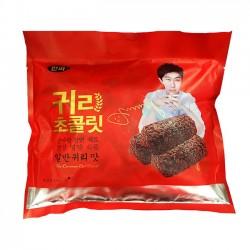 Bánh yến mạch Hàn Quốc  vị socola 400g