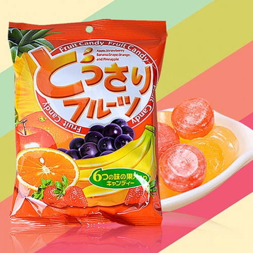 Kẹo trái cây Fruit Candy Malaysia 170g