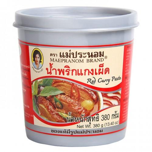 Gia vị cà ri đỏ Red Curry Paste thái lan