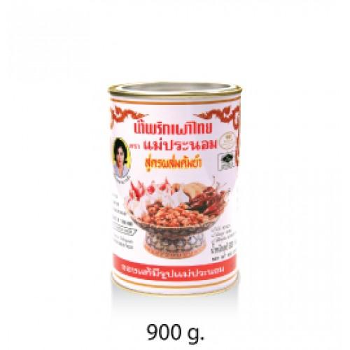 Dầu sa tế lẩu thái lan Chilli in Oil for Tom Yum