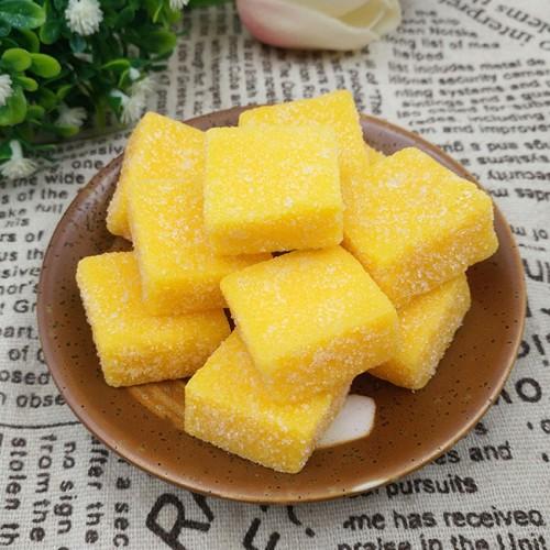 Kẹo dẻo xoài thái lan - Dessert Gels Mango Flavor 358g